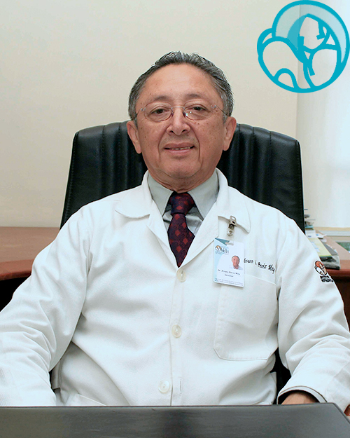 Dr. Alvaro L. Pérez May